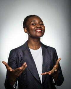 Irene Afriyie Kinunda 2