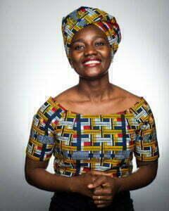 Irene Afriyie Kinunda 3